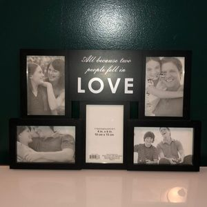 Other - Love Photo Wall Frame